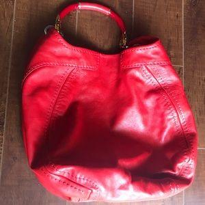 Jimmy Choo Red Bag